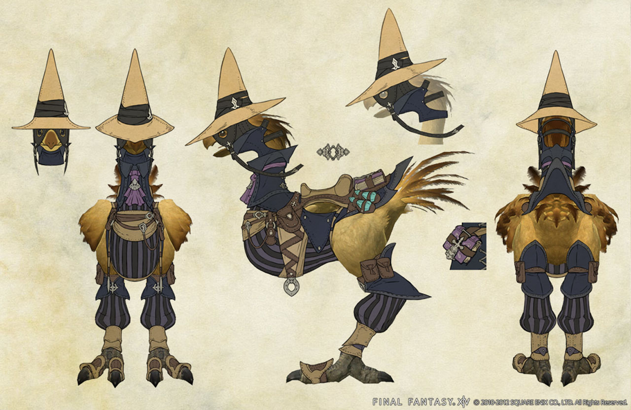 FINAL FANTASY XIV PS3 ART – Black Mage | Shane the Gamer