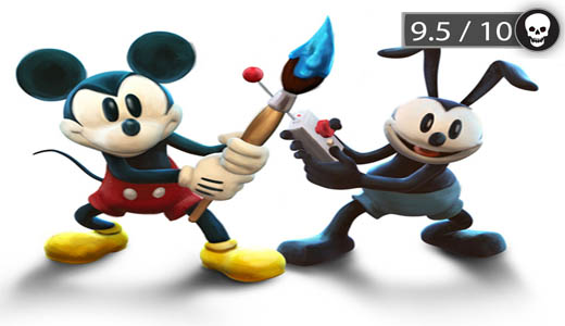 Epic Mickey 2 - Reviewed