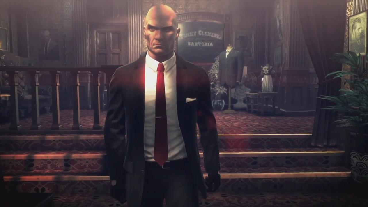 Hitman Absolution Review Stg