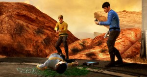 Star Trek The Video Game Announcement - News