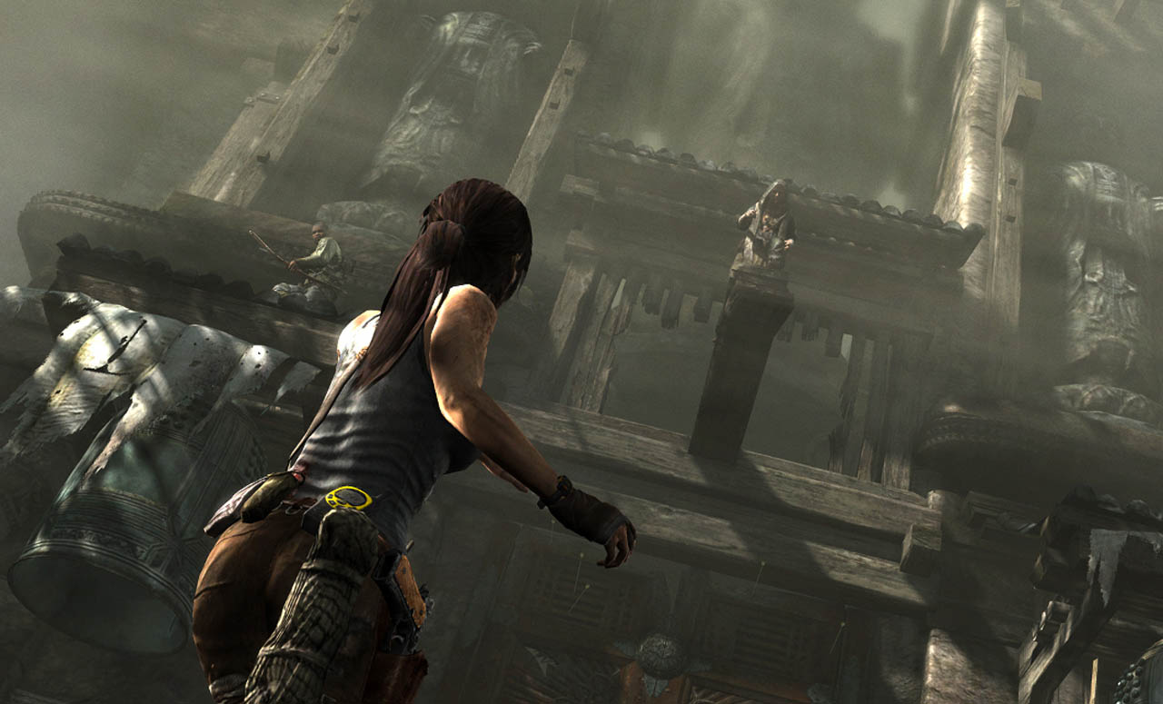 Tomb Raider Review Stg