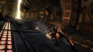 God of War Ascension Single Player Campaign Screens