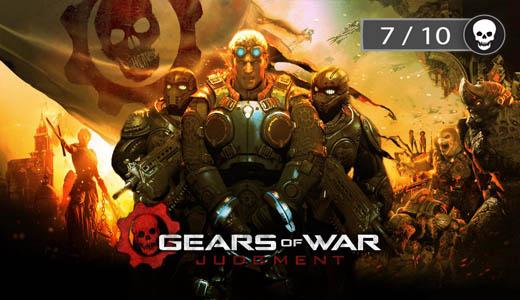 Gears of War Judgement - Reviewed