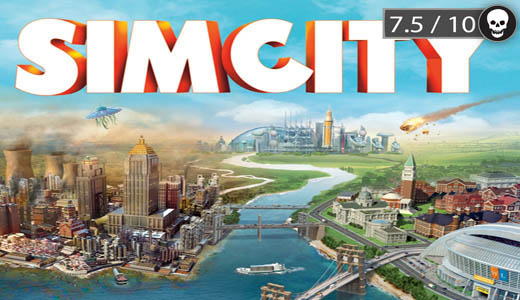 SimCity 2013 - Review