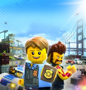 LEGO City Undercover Announcement