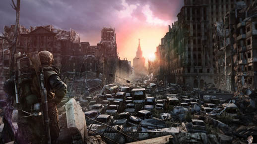 Metro: Last Light - Hands on Preview
