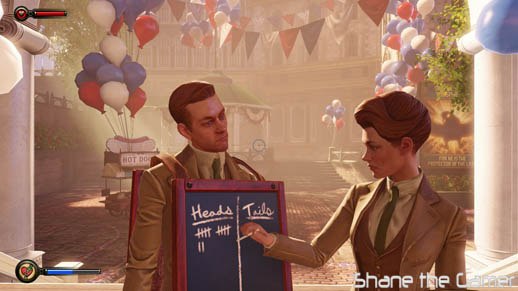 Bioshock Infinite - Shane the Gamer