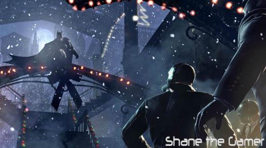 Batman Arkham Origins Announcement - News
