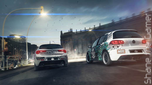 GRID 2 Drift Events Announcement