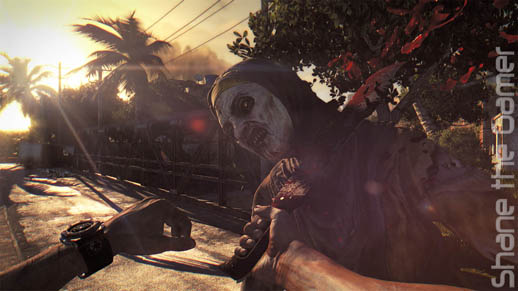 Dying Light Announcement