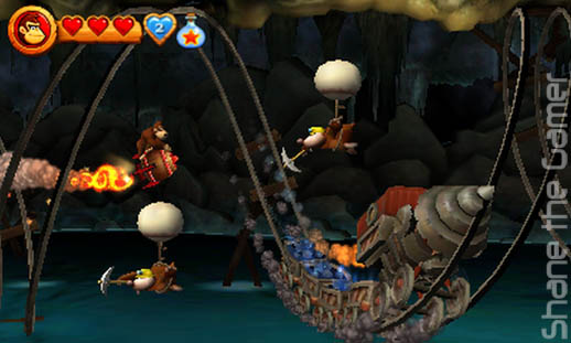 Donkey Kong Country 3DS Announcement