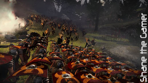 Total War Rome II Announcement