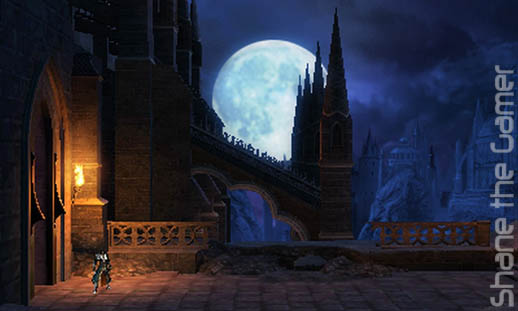 Castlevania Lords of Shadow Mirror of Fate - Reviewed