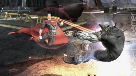 Injustice: Gods Amongst Us Review