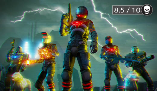 FarCry 3 Blood Dragon - Reviewed