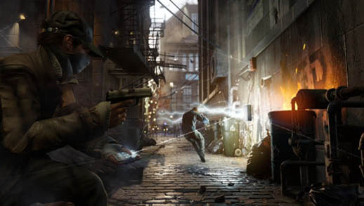 Watch_Dogs Release Date Announcement