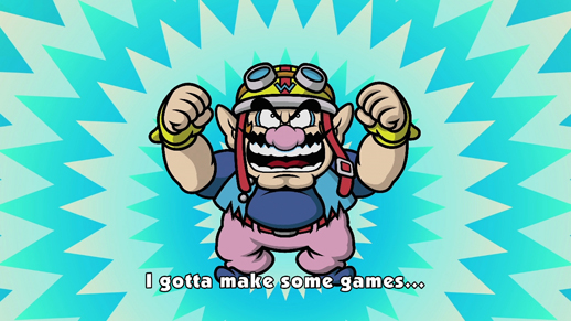 World of Wario Announcement