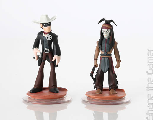 Disney Toy Box Lone Ranger Announcement