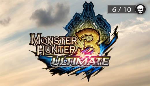 Monster Hunter 3 Ultimate - Reviewed