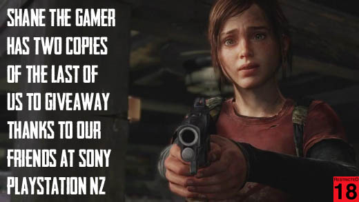 Shane the Gamer has TLOU