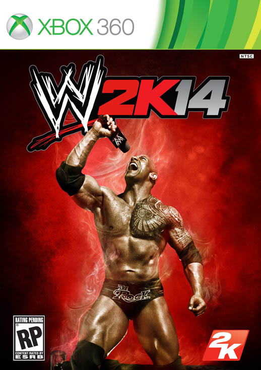 WWE 2K14 Cover Announcement