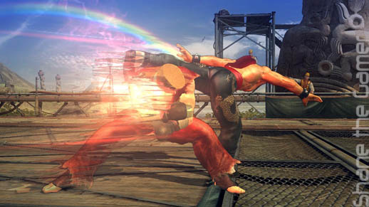 Tekken Revolution Free-to-Play Announcement