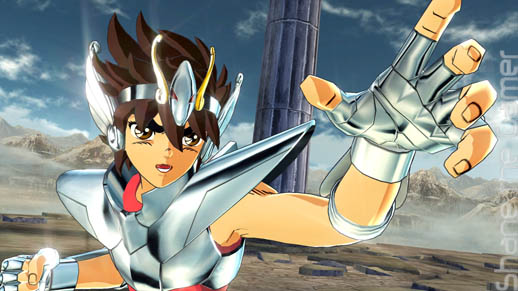 Saint Seiya Coming to PS3 - News