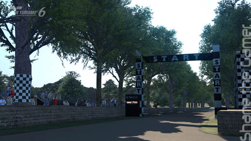 Goodwood Hill GT6 Announcement