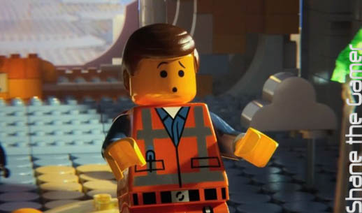 Lego The Movie The Video Game Announcement