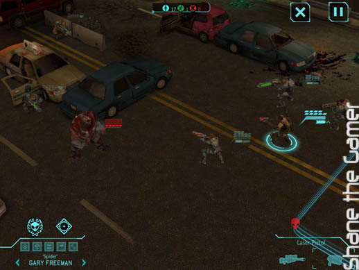 XCOM Enemy Unknown ios - Reviewed