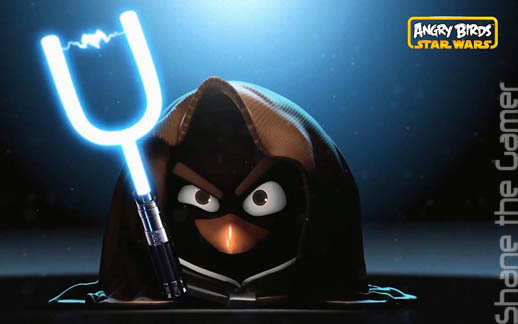 Star Wars Angry Birds Console Announcement