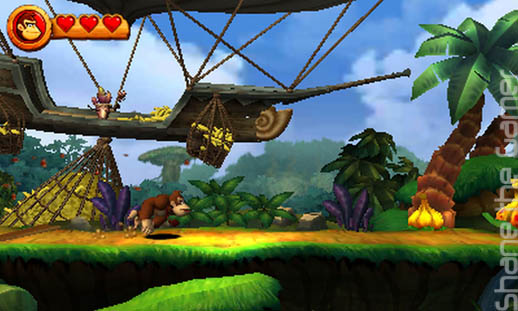 Donkey Kong Country Returns 3D - Reviewed