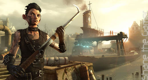 Dishonored Brigmore Witches DLC Announcement