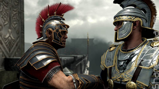 Ryse: Son of Rome Comic Book Announcement