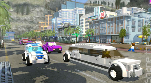 LEGO City Undercover - Reviewed