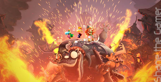 Rayman Legends PC Announcement