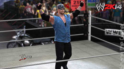 2K WWE Phenom Announcement