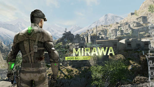 Ubisoft & NVIDIA Join Forces Announcement - News