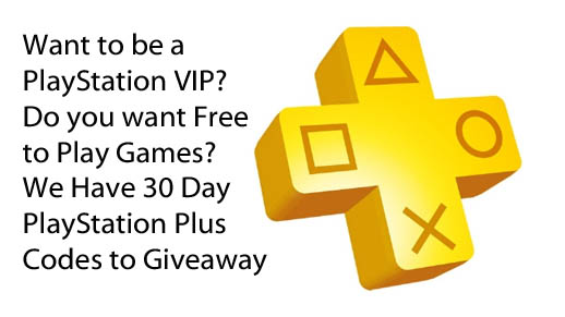 PlayStation Plus Monthly Promo