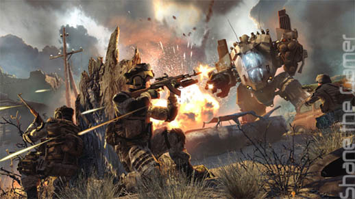 Warface Free to Play on Xbox 360 Announcement