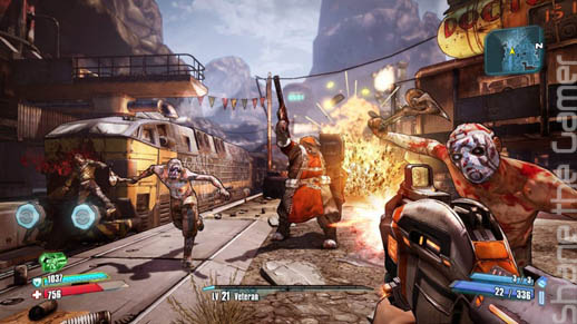 Borderlands 2 GOTY Announcement