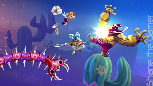 Rayman Legends - Review