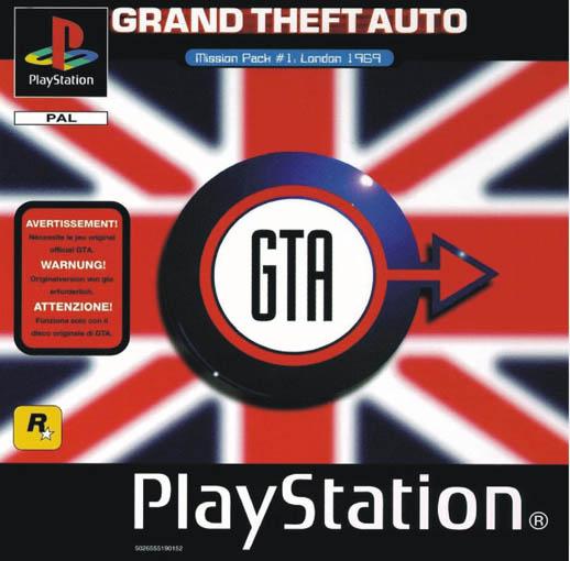 GTA London PSOne