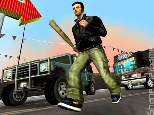 GTA III - PS2