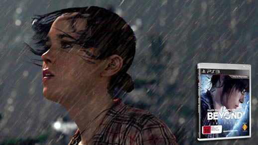 Beyond Two Souls Competition