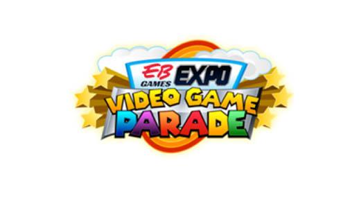EB Expo 2013 Games Parade