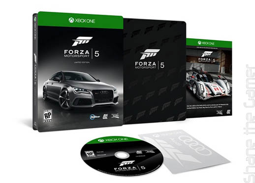 Forza Motorsport 5 Limited Day One Edition