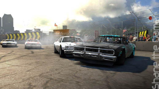 GRID 2 Demolition Derby DLC