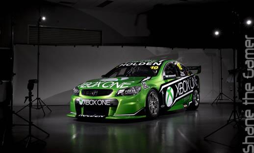 XB1 Racing car 1