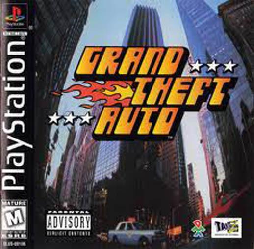Original GTA - PSOne